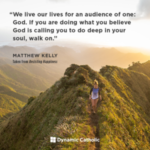 Dynamic Catholic Inspirational Daily Quotes
