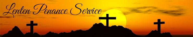 St. Joseph and St. Michael Lenten Reconciliation Service